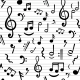 Music Notes - GraphicRiver Item for Sale