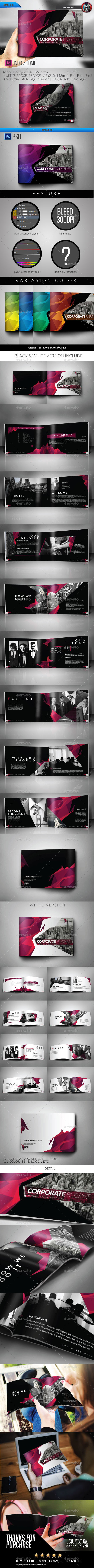 Multipurpose  Corporate Architecture  Brochure - Corporate Brochures