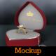 Jewelry Box \ Logo Mockup - GraphicRiver Item for Sale