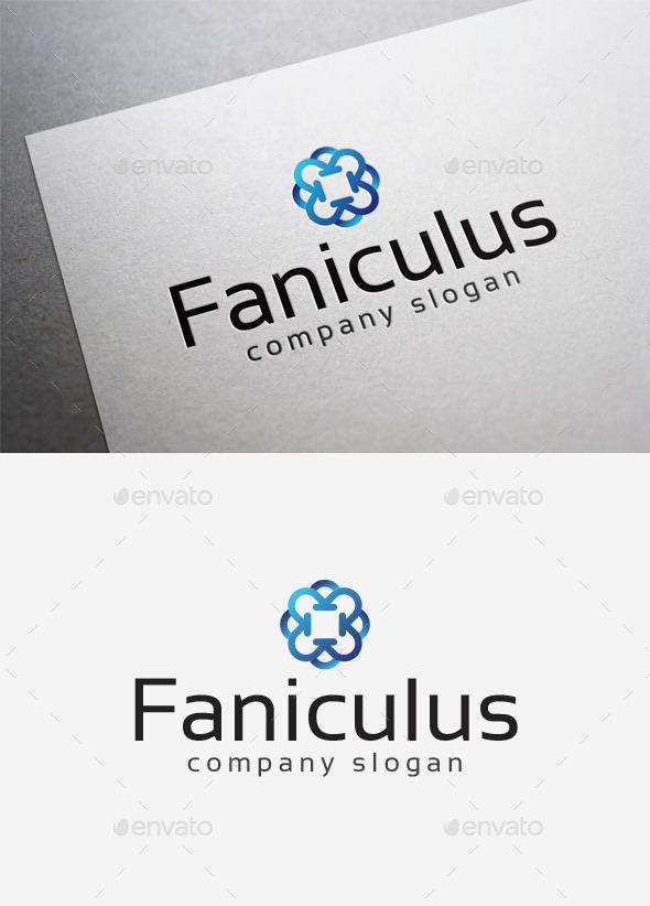 Funiculus Logo - Abstract Logo Templates