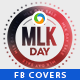 3 Martin Luther King day Facebook Covers - GraphicRiver Item for Sale