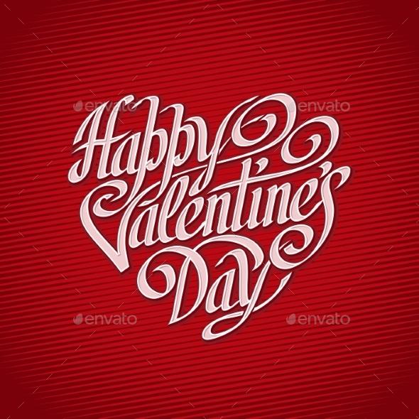 Happy Valentine's Day - Valentines Seasons/Holidays