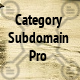 Category Subdomain Pro