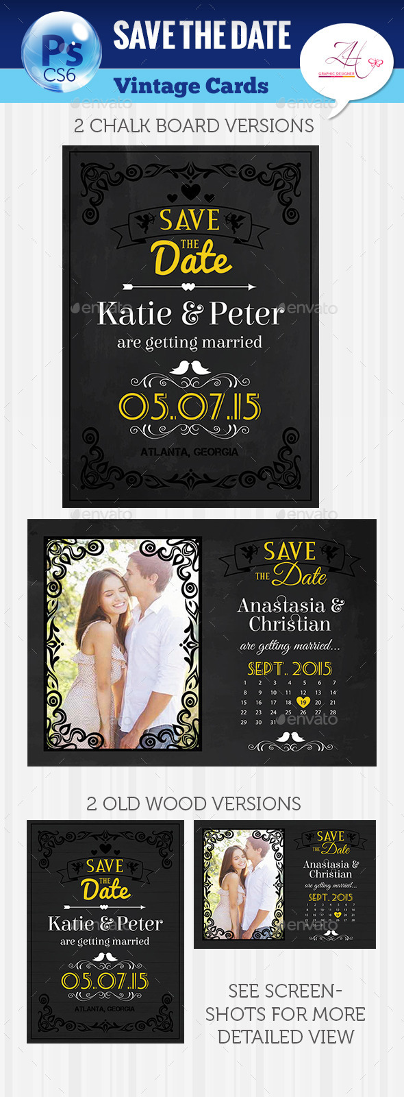 Save The Date Cards - Weddings Cards & Invites