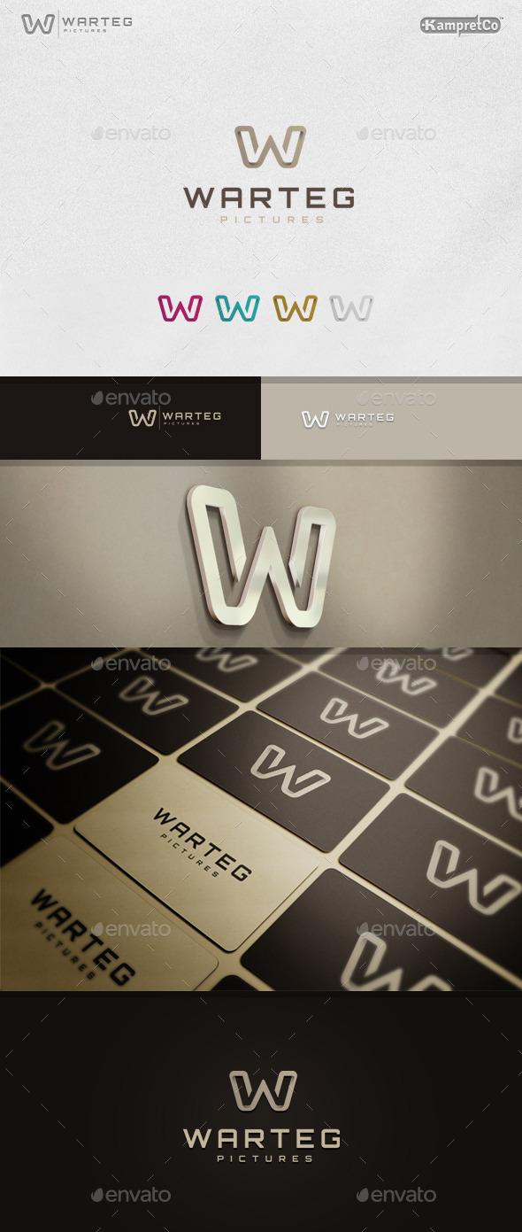 Warteg - Letters Logo Templates