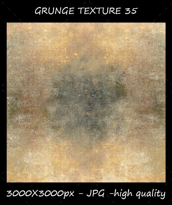 Grunge Texture 35 - Miscellaneous Textures