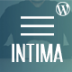 Intima - Resume & Portfolio WordPress Theme  - ThemeForest Item for Sale