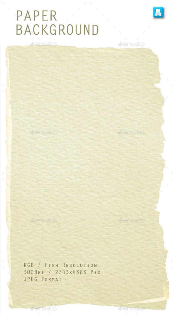 Paper Texture 0013 - Textures