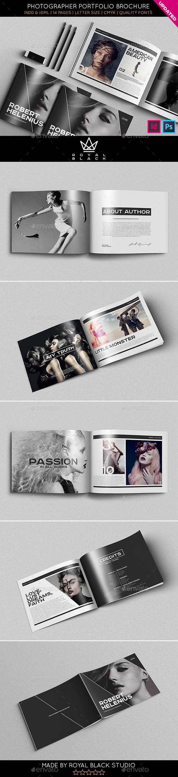 Portfolio Brochure Vol.5 - Portfolio Brochures