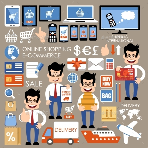 Internet Shopping - Retail Commercial / Shopping