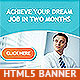 Best Job HTML5 Animated Banner - CodeCanyon Item for Sale
