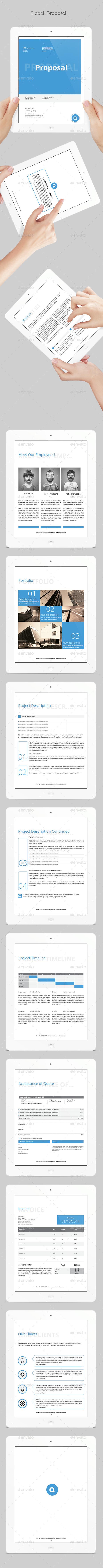 E-book Proposal - Digital Books ePublishing