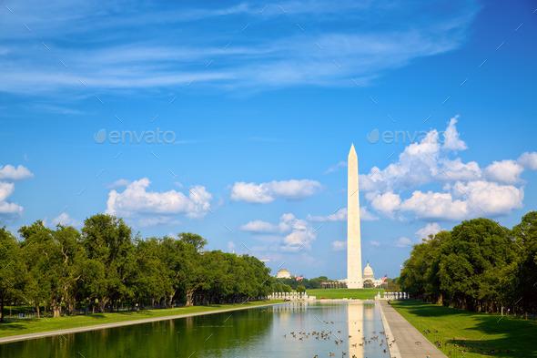 Washington DC - Stock Photo - Images