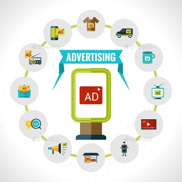 Advertising Billboard Concept - Concepts Business