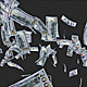 Money Falling - 6 Different Currencies - VideoHive Item for Sale