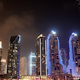 Night Dubai Marina - VideoHive Item for Sale