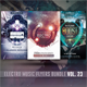 Electro Music Flyer Bundle Vol. 23 - GraphicRiver Item for Sale