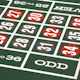 Green Playing Table In Casino - VideoHive Item for Sale