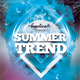 Summer Trend Flyer Template - GraphicRiver Item for Sale