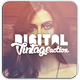 Digital Vintage PS Action - GraphicRiver Item for Sale