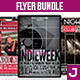 Music Flyer Bundle Vol.1 - GraphicRiver Item for Sale