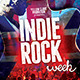 Indie Rock Week - GraphicRiver Item for Sale