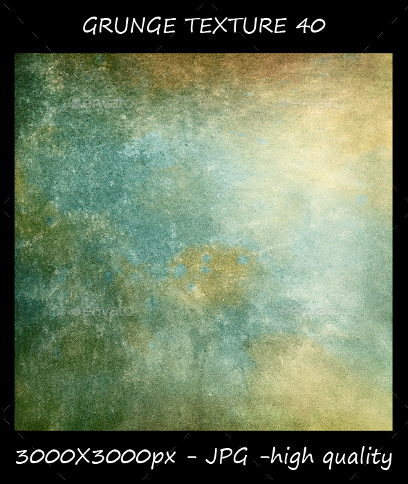 Grunge Texture 40 - Miscellaneous Textures