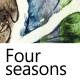 Four Seasons Album Package - VideoHive Item for Sale