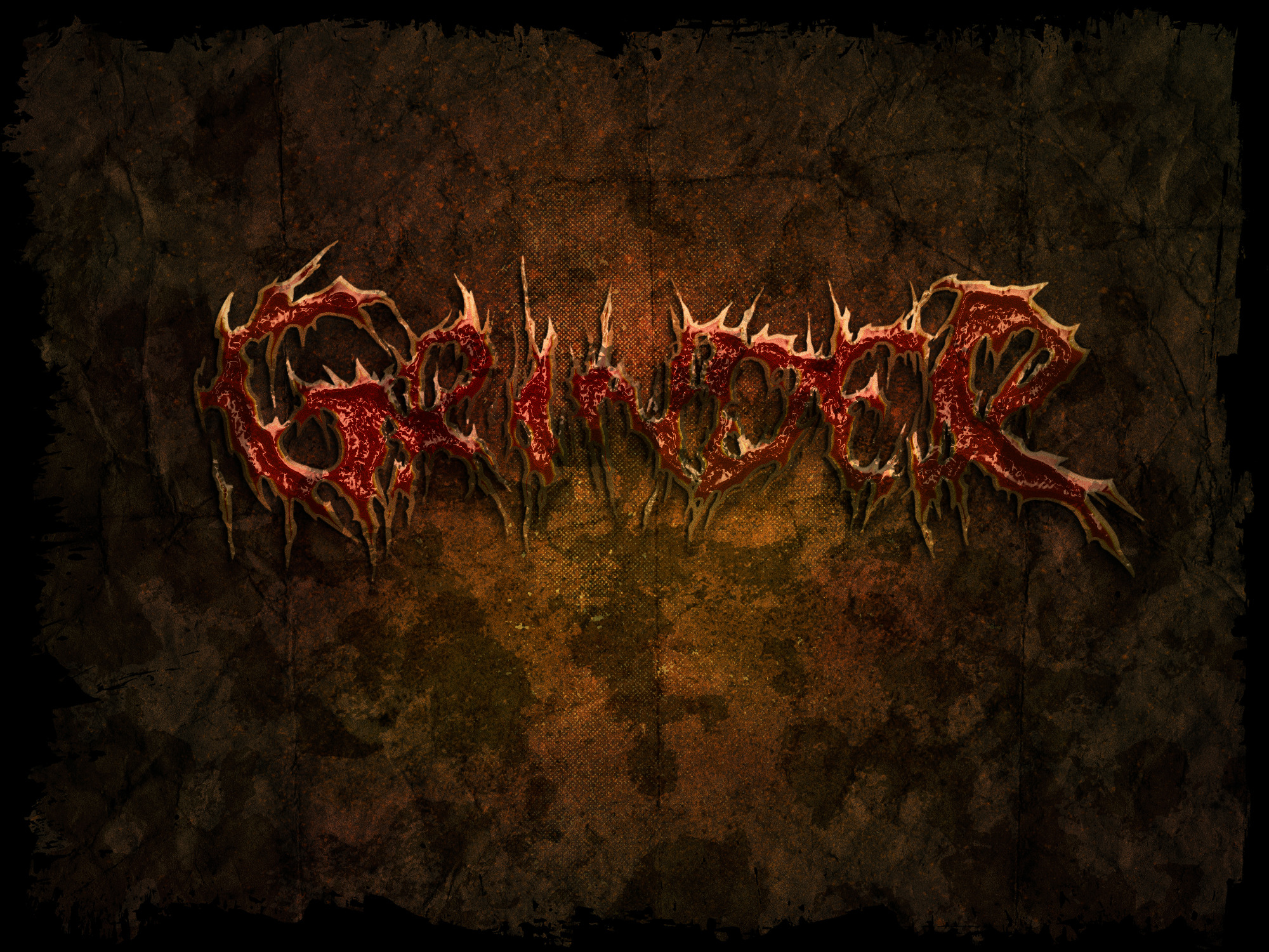 BRUTAL DEATH GRIND CORE BAND LOGO TEXT EFFECTS STYLES Vol 1
