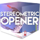 Stereometric Opener - VideoHive Item for Sale