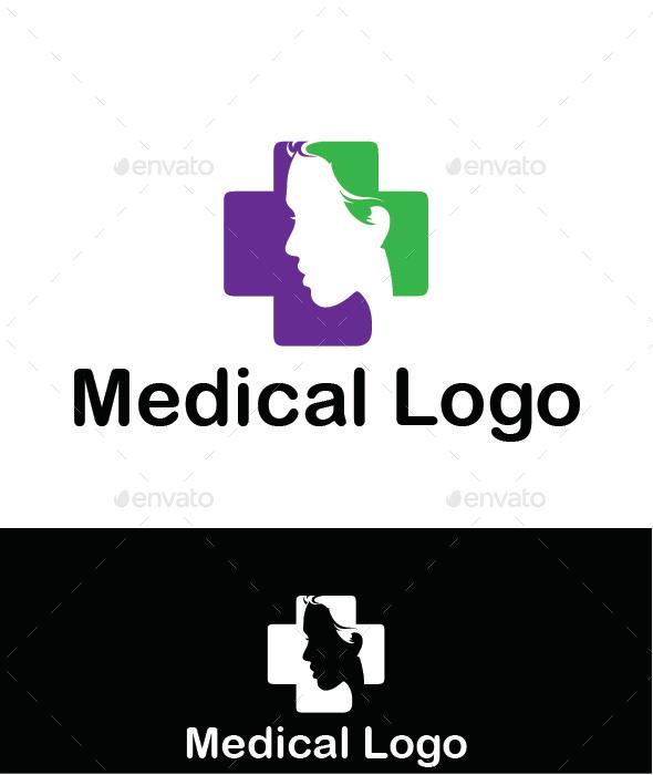 Abstract Medical Icon - Logo Templates