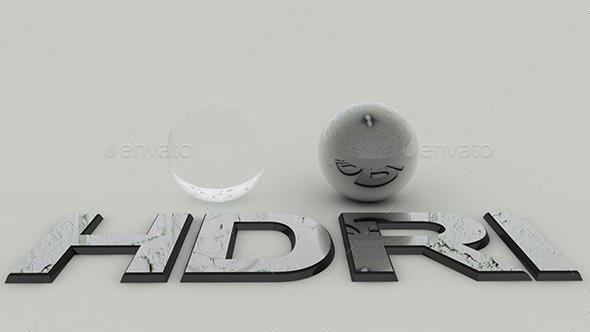 Warehouse Interior HDRI Light Map - 3DOcean Item for Sale