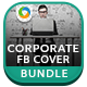 Corporate Facebook Cover Bundle - 11 Designs - GraphicRiver Item for Sale