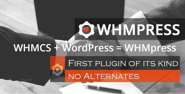 WHMpress - WHMCS WordPress Integration Plugin - CodeCanyon Item for Sale