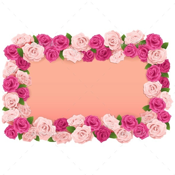 Flower Board - Backgrounds Decorative
