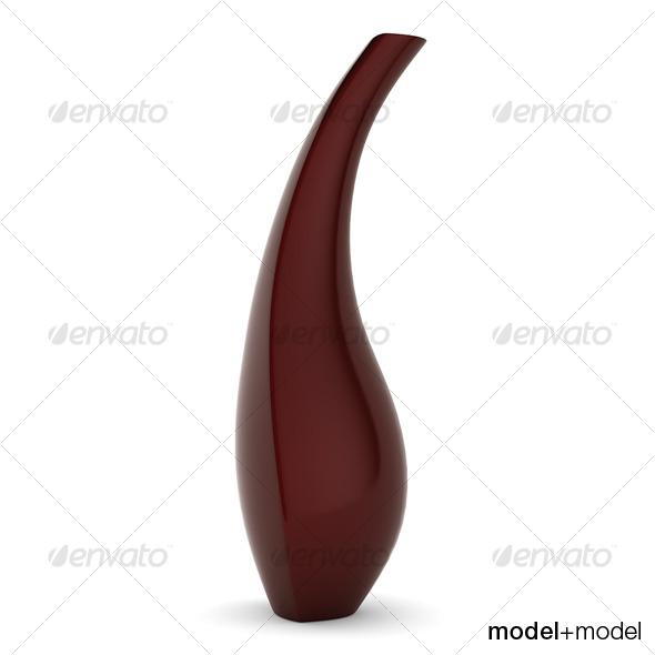 Vases Niedermaier Lido - 3DOcean Item for Sale