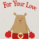 Valentine's Day Greeting Card - GraphicRiver Item for Sale