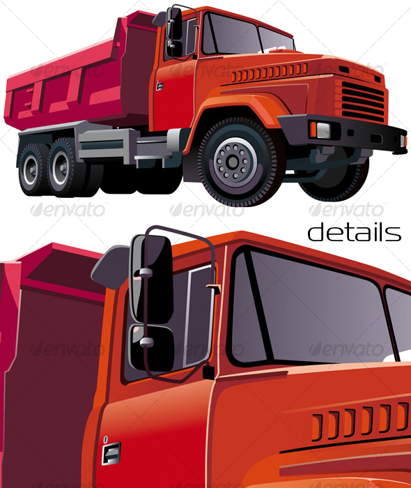 Red Dumper - Industries Business