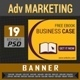 Ad Marketing Banner - GraphicRiver Item for Sale
