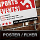 Sport Event Poster / Flyer - GraphicRiver Item for Sale