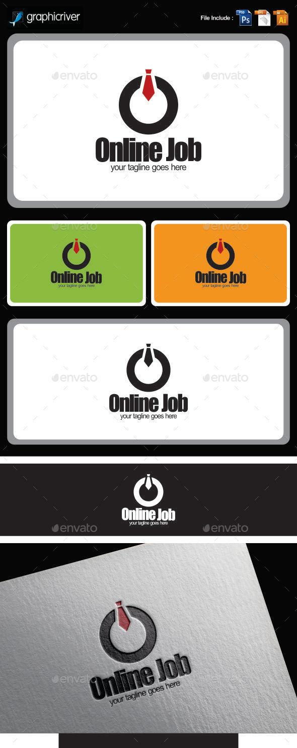Online Job Logo Templates - Logo Templates