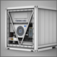 20F Refrigerated Container (Reefer) - 3DOcean Item for Sale