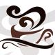 Caffetteria / Coffee Logo Design - GraphicRiver Item for Sale