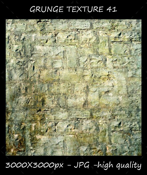Grunge Texture 41 - Miscellaneous Textures