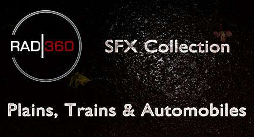 Plains, Trains and Automobiles