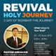 The Revival Worship Flyers - GraphicRiver Item for Sale