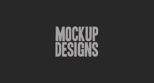 Mockup Design