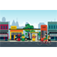 Petrol Station - GraphicRiver Item for Sale