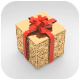 The Gift Box Logo - VideoHive Item for Sale