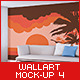 Wall Art Mock-Up vol.4